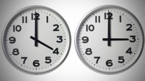 Când se schimbă ora? Data la care vom da ceasurile înapoi