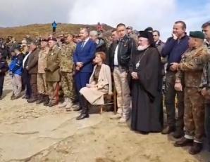 Incident pe Vârful Caraiman, din Munții Bucegi. Principesei Margareta i sa făcut rău