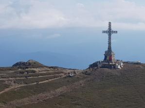 Incident pe Vârful Caraiman, din Munții Bucegi. Principesei Margareta i sa făcut rău / Foto: Salvamont Prahova