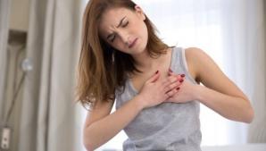 Semne că ai probleme cu inima. Simptomele pe care mulţi le ignoră