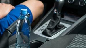 De ce NU ar trebui să lași sticlele de plastic în mașină