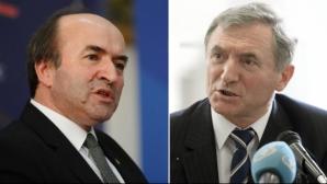Toader și Lazăr, față în față