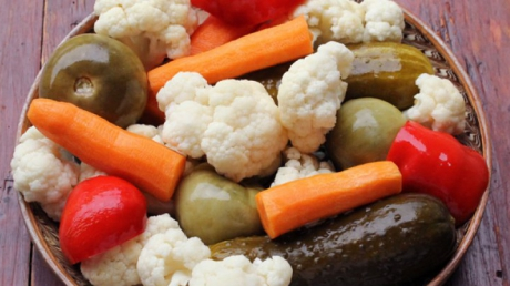 Dieta cu muraturi: Te ajuta sa scapi de 5 kilograme in doar 6 zile