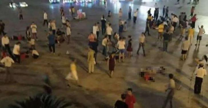 Atentat cu zeci de victime în China