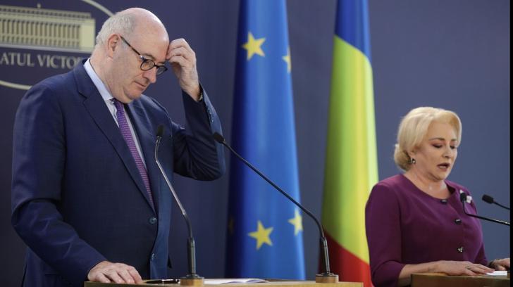 Comisarul european Phil Hogan