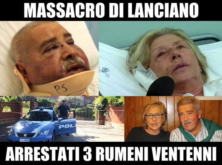 """Trei români au torturat un cuplu de italieni. Furie în Peninsulă. Salvini tună împotriva """"bestiilor"""""""