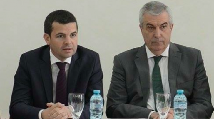 Daniel Constantin, lovitură sub centură pentru Călin Popescu Tăriceanu