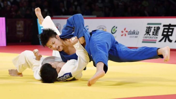 Hifumi Abe şi Uta Abe, în topul judo-ului mondial