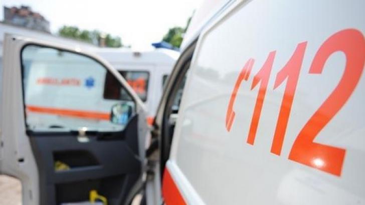 Accident grav în Buzău: coliziune violentă între două maşini: 4 victime