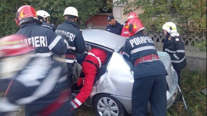 Accident în Teleşti, Gorj