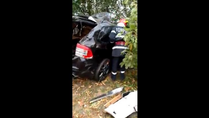 Accident rutier Craiova