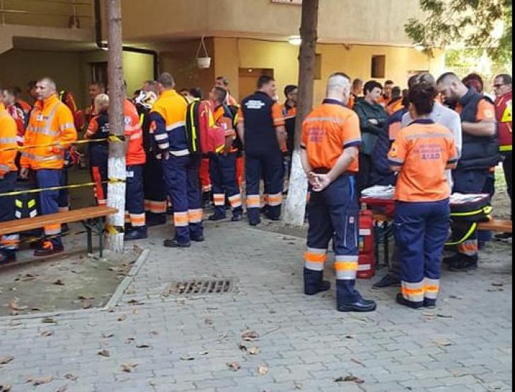 Ambulanțieri din întreaga țară se întrec la Geoagiu – Băi
