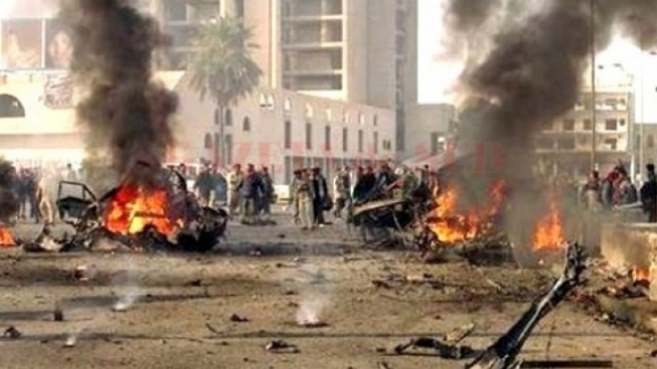 Atentate la Bagdad - şase morţi, zeci de răniţi