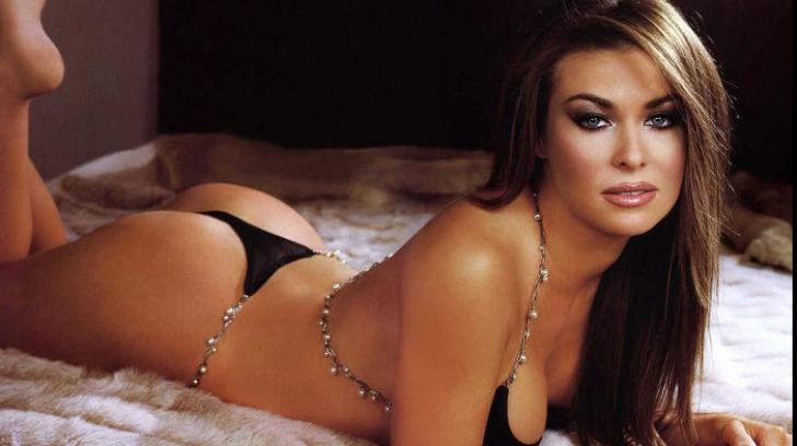Carmen Electra, ședință foto în Playboy