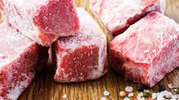 carne congelata termen valabilitate
