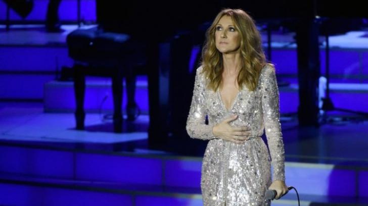 Celine Dion a anunțat sfârșitul