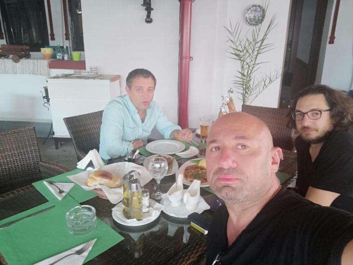 Dieta chef Scărlătescu. Cum a slăbit Cătălin 52 de kilograme