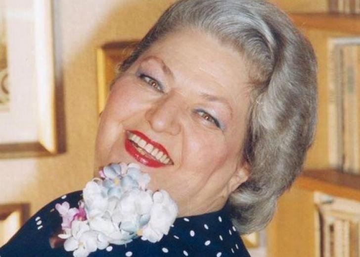 Cum arată ACUM Draga Olteanu-Matei. Actriţa s-a retras din viaţa publică. N-o mai recunoşti!