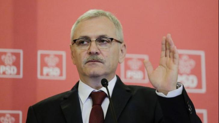Dragnea, noi declarații despre eventualele revocări din PSD