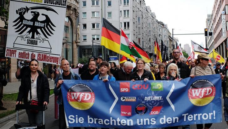 Germania. 9 000 de persoane, la o paradă împotriva rasismului
