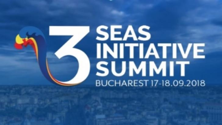 """Începe Summitul """"Iniţiativa celor Trei Mări"""". Jean Claude Juncker, invitat special la Bucureşti"""