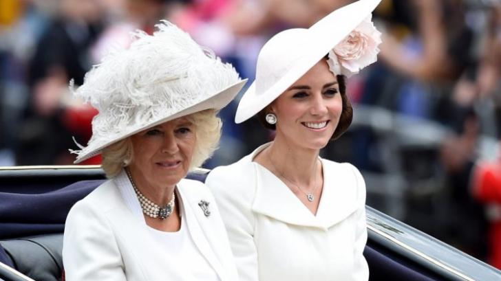 Casa Regală. De ce o urăște Camilla Parker Bowles pe Kate Middleton