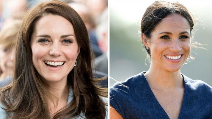 De ce Kate Middleton și Meghan Markle nu au voie să poarte diamante