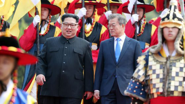Întrunire istorică. Un nou summit privind denuclearizarea. Ce lideri se întâlnesc la discuţii