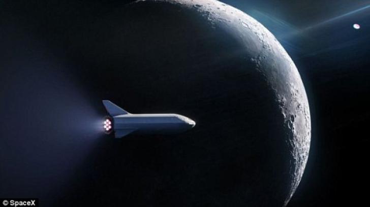S-a aflat numele celor care vor zbura într-o călătorie istorică în jurul Lunii