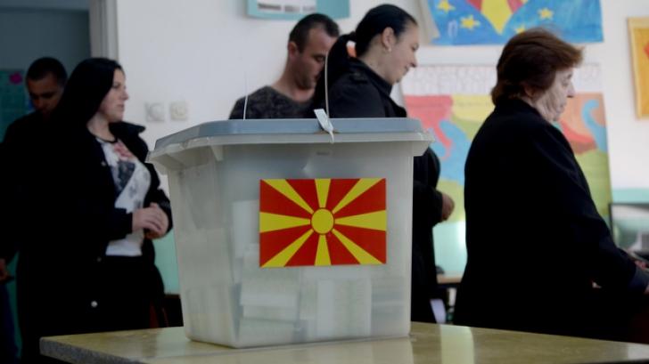 Referendum istoric în Macedonia. Cetăţenii decid dacă sunt de acord cu schimbarea numelui ţării