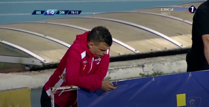 """Șumudică l-a desființat pe Nistor: """"Ce faci cu telefonul în mână?"""""""