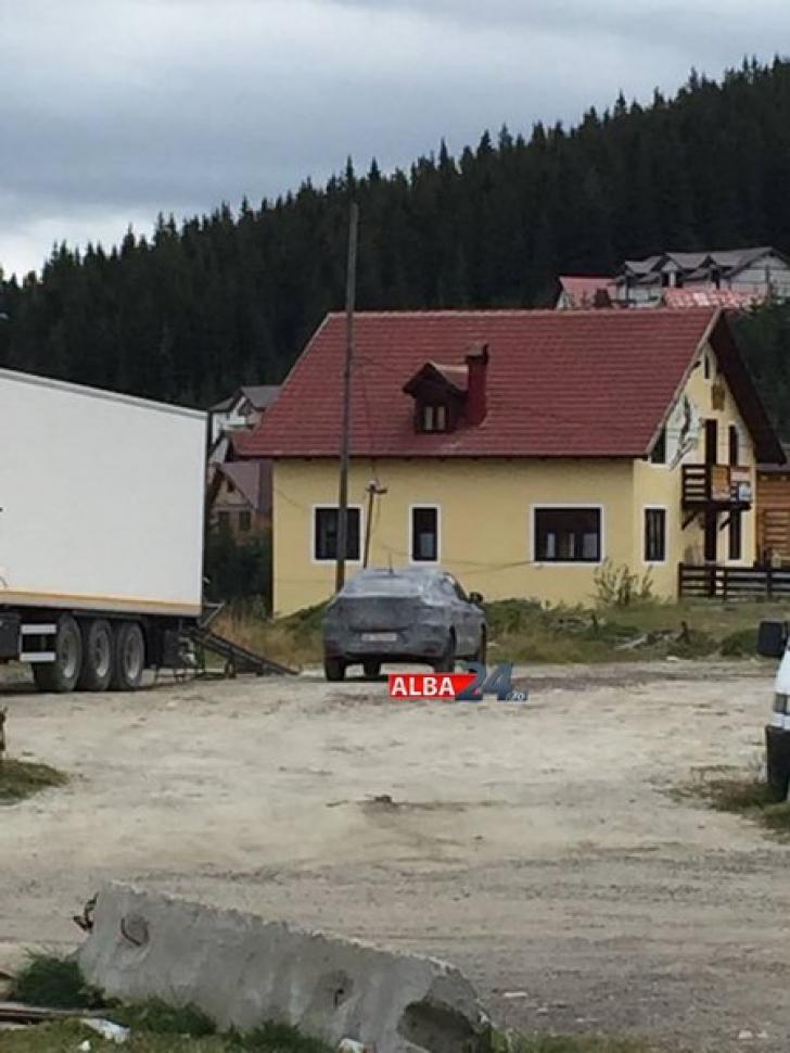 Dacia Logan. Noul Logan 2019. Primele imagini cu cea mai agresivă Dacia Logan, pe Transalpina!