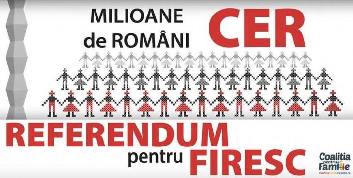 Politico: Referendumul din România, un atac la drepturile omului și o tactică de diversiune