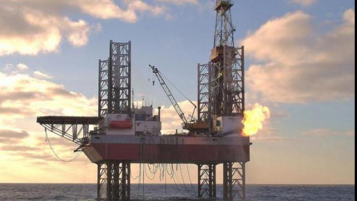 Legea offshore, care stabileşte cum se exploatează gazele, pe ordinea de zi a Senatului