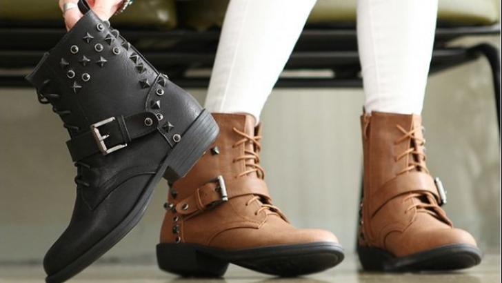 pantofi ghete cizme piele