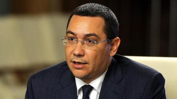 Victor Ponta, atac dur la adresa autorităţilor după atacul asupra bachetbaliştilor de la Brăila
