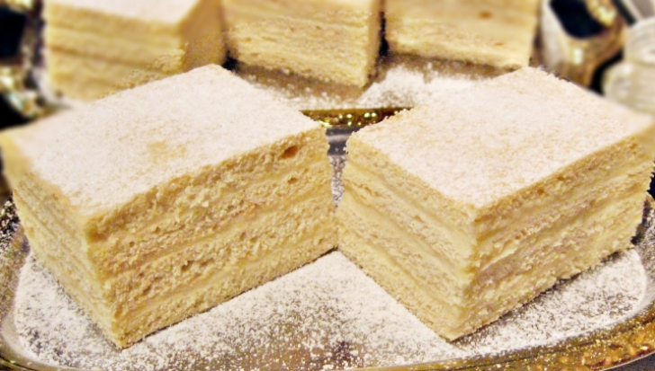 Rețeta unei prăjituri perfecte: simplu, rapid și super delicios