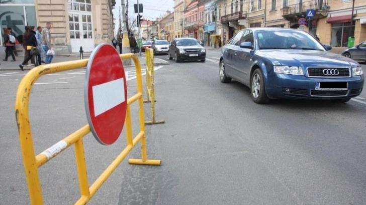 Protest al transportatorilor în Capitală. Peste 500 de autocare vor bloca Bucureştiul