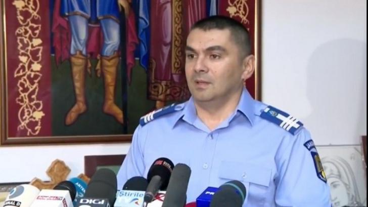 Sebastian Cucoș, șeful Jandarmeriei la momentul 10 august