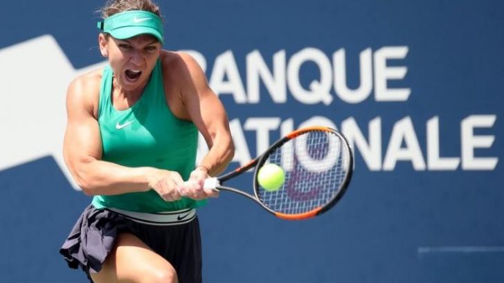 Simona Halep a abandonat în primul tur la Beijing. Sfârșit dezastruos de sezon pentru româncă