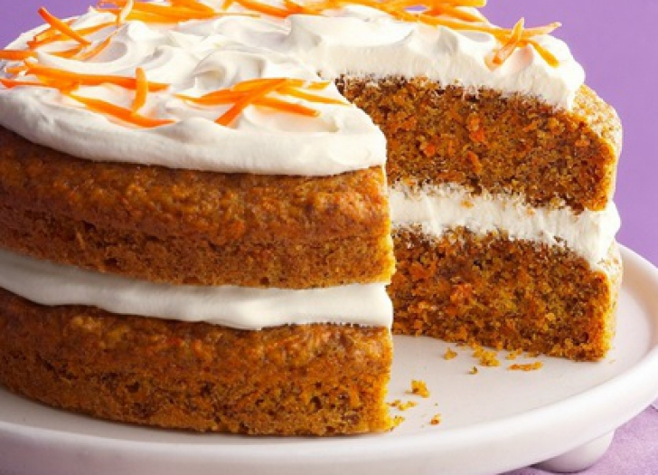 Cum să prepari cel mai bun tort de morcovi. Toată lumea va fi impresionată