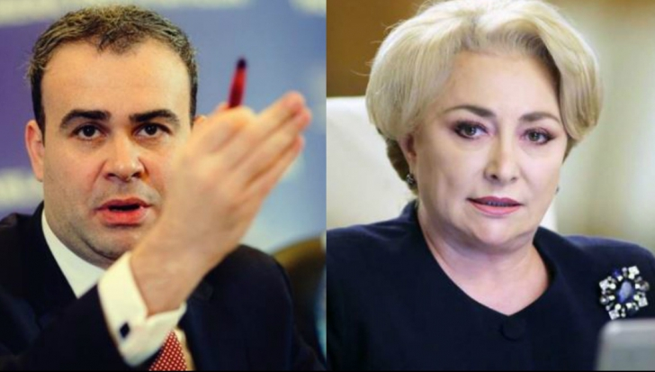 Darius Vâlcov, consilierul Vioricăi Dăncilă, evită băncile