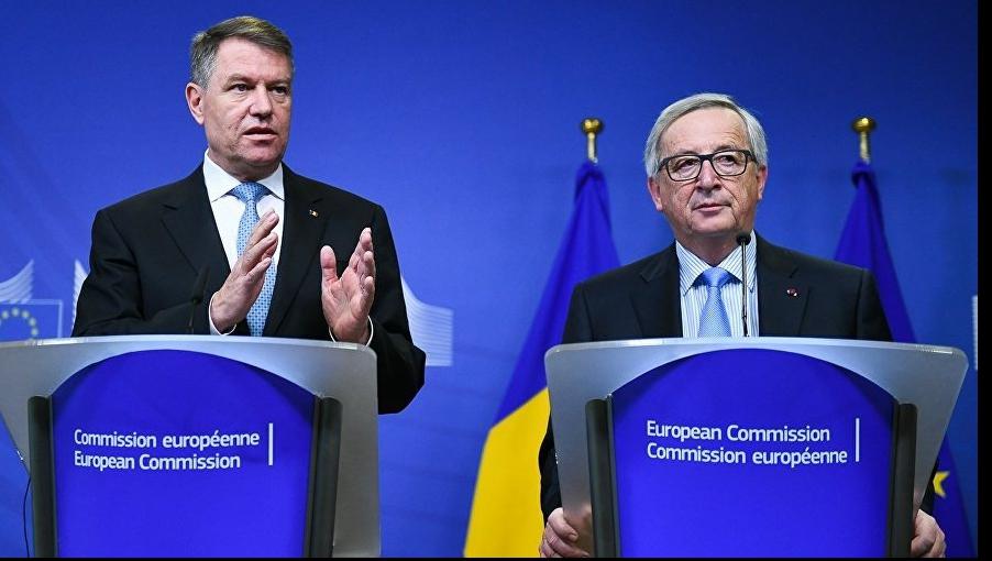 O nouă întâlnire între Klaus Iohannis şi Jean Claude Juncker