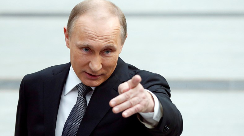 Putin, prima reacţie oficială după retragerea SUA din Tratatul Forţelor Nucleare Intermediare
