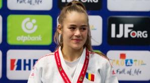 JUDO: Cleonia Rîciu a luat bronzul la Mondialul de juniori din Bahamas