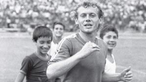 """Mesajul Universităţii Craiova, după moartea lui Ilie Balaci: """"A plecat să joace în echipa îngerilor"""""""