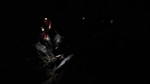 Două turiste din București, rătăcite în Munții Godeanu, au fost salvate după o misiune de șase ore