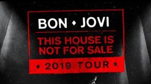 Bon Jovi va concerta în vară la Bucureşti