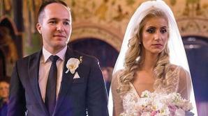 Fiul lui Tudorel Toader, nuntă cu bodyguarzi la uşa bisericii