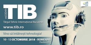 TIB 2018 - 4 zile de tehnica, robotica si inventii, la ROMEXPO (P)